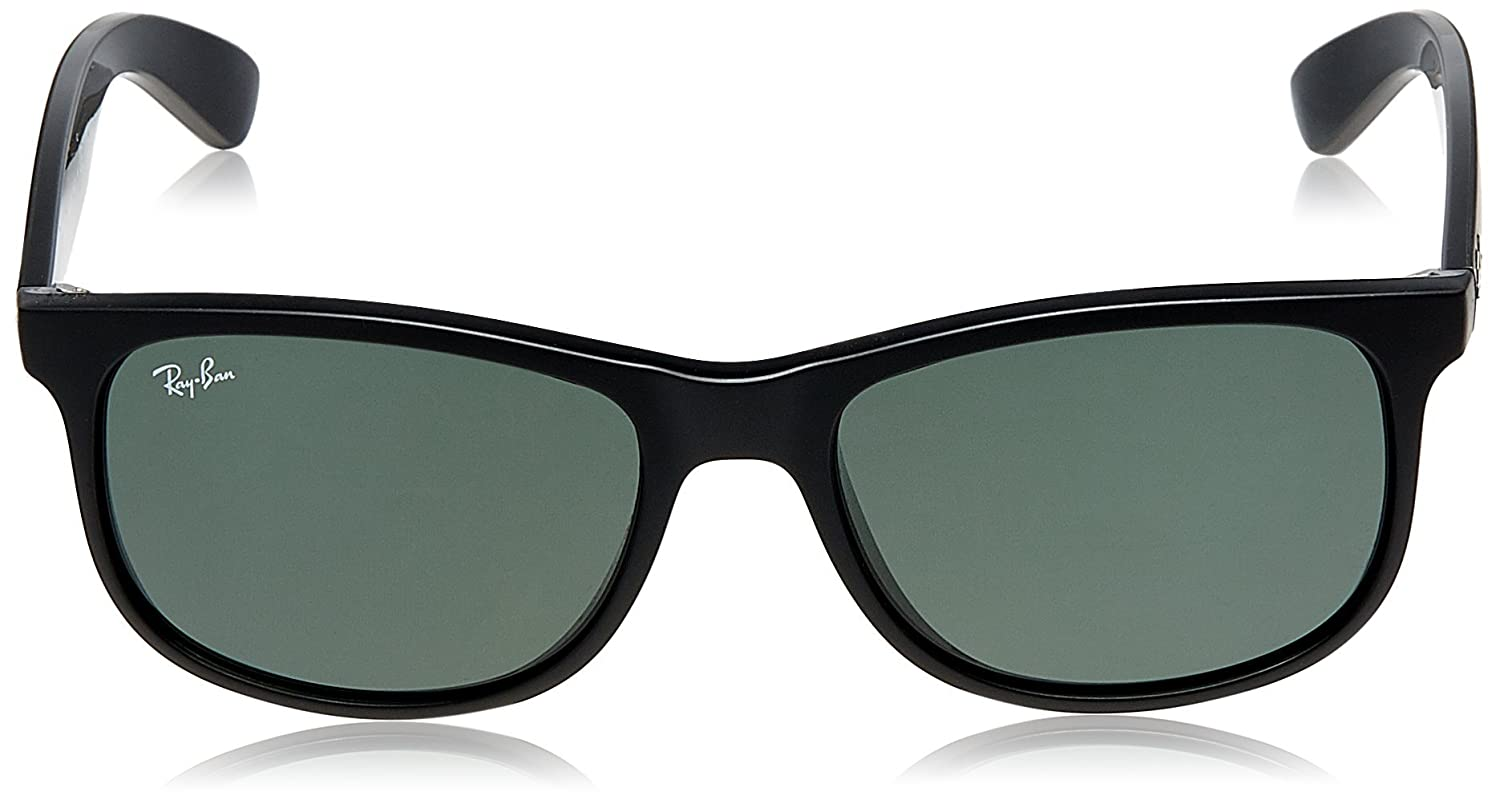 5adc68af8fb Amazon.com  Ray-Ban Andy RB4202 606971 Non-Polarized Sunglasses ...