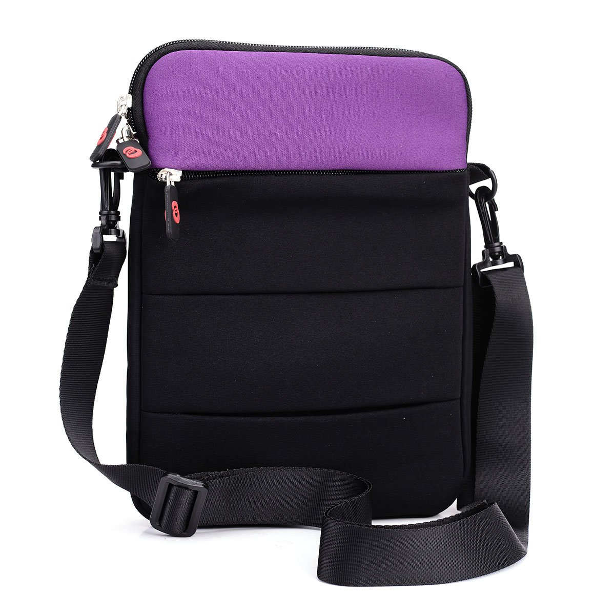 """Sleeve Cover & Carry Bag w/Strap for HP Chromebook 14"""" & Accessories