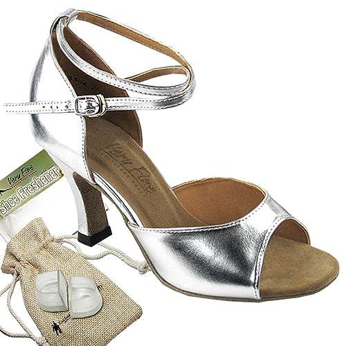 0e3204d3dc3 Women's Ballroom Dance Shoes Tango Wedding Salsa Shoes 6012EB  Comfortable-Very Fine 3