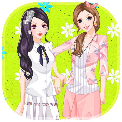 Best Friends Dress UP : Girls Games