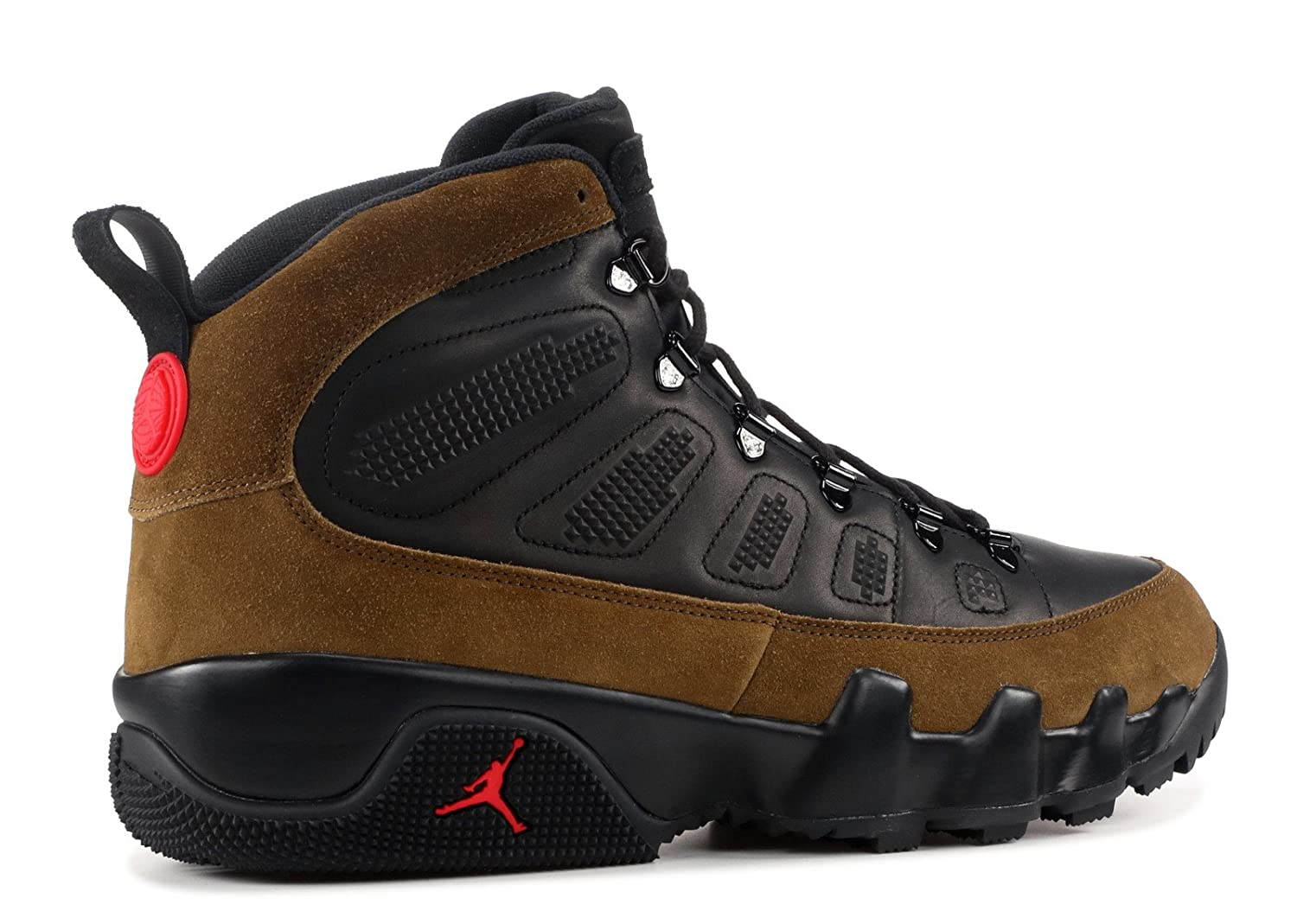 pretty nice 7cfe3 23d39 AIR JORDAN 9 Retro Boot NRG - AR4491-012: Amazon.co.uk ...