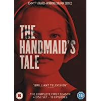 The Handmaid's Tale: The Complete Season 1 - Emmy Award-Winning Drama Series (4-Disc Box Set) (Fully Packaged Import)