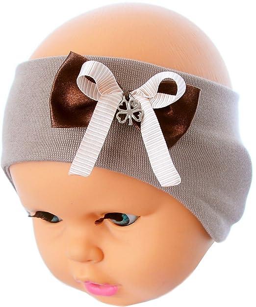 Baby Kinder Haarband Stirnband Mit Ohrschutz Hairband Mit Schleife Kleidung, Schuhe & Accessoires