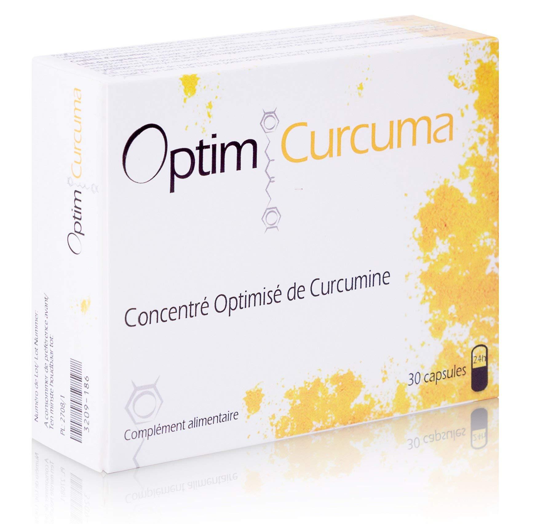 Optim Curcuma - Optimized Curcumin Longvida 30 Caps