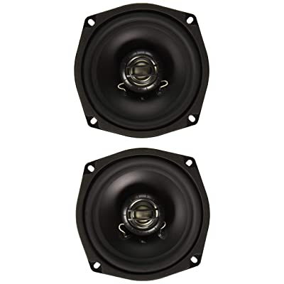 "Hogtunes 5.25"" Front Speakers: Automotive"