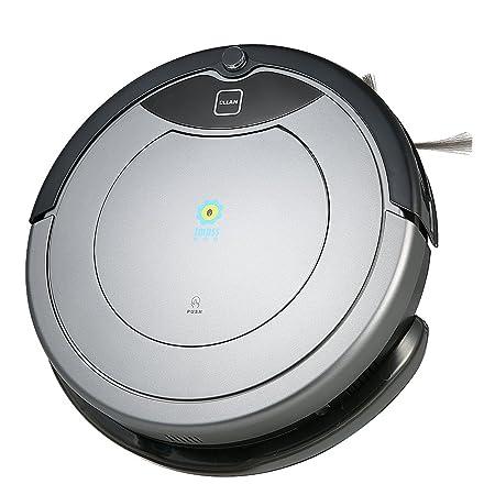 decdeal imass A1 Aspiradora robot, 120 min unidad Tiempo, 0.8 L ...