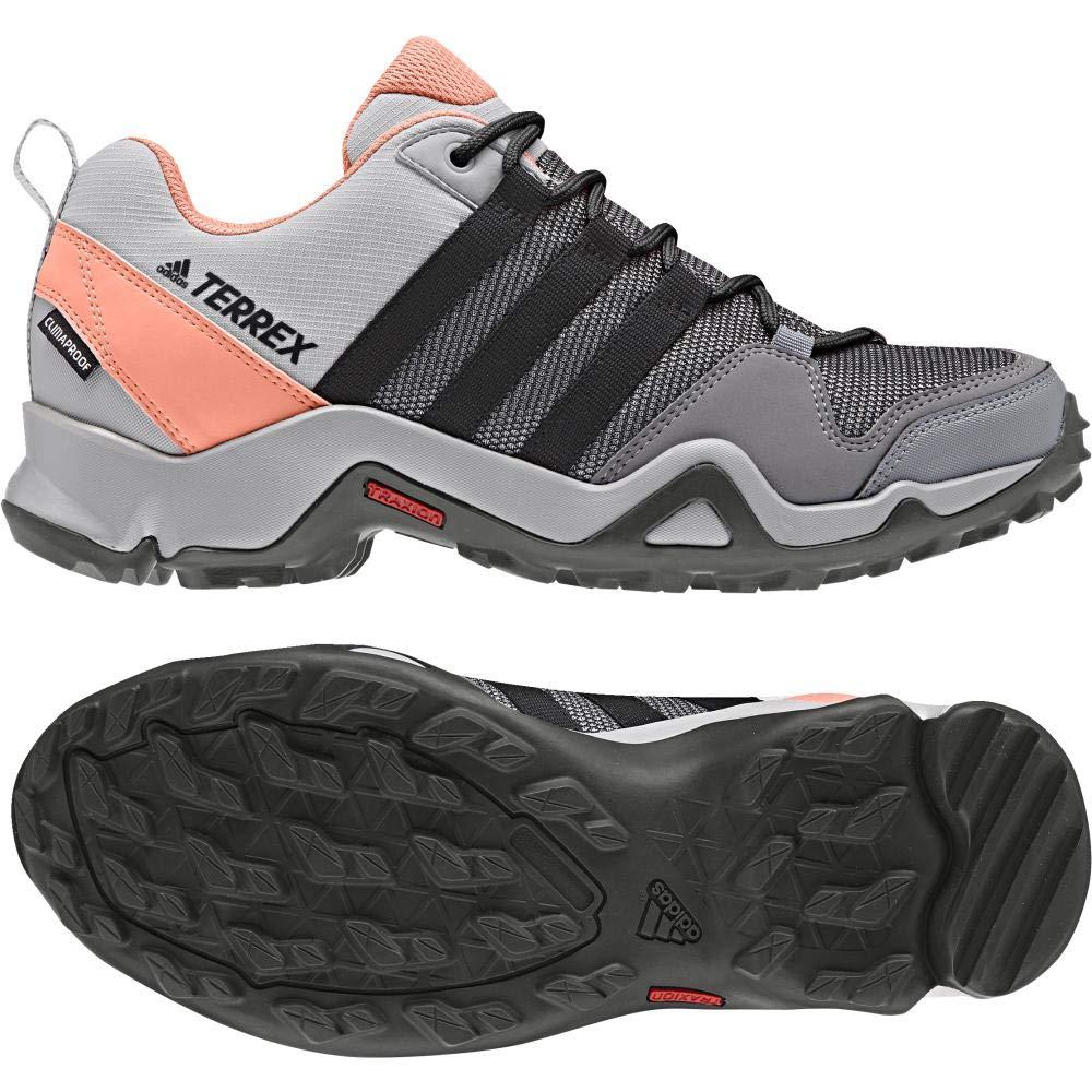 gris (Gridos   Negbas   Cortiz 000) adidas Terrex Ax2 CP W, Hauszapatos de Senderismo para mujer