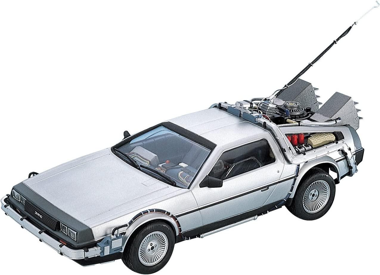 DMC DeLorean volver al futuro Kit Kit 1//24 1//25 luces polares modelo A..