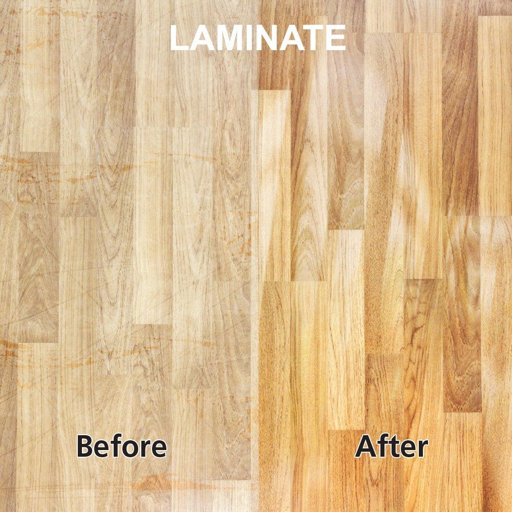 Amazon.com: Rejuvenate No Bucket Needed Floor Cleaner Powerful PH Balanced  No Residue Shine: Home & Kitchen
