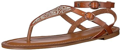 c024d7cba8377 Roxy Women's Milet Strappy Dress Sandal