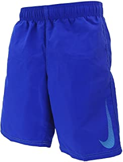 Nike Swim Boys 8 Volley Short - Hyper Royal (Size 5) NESS8716-416