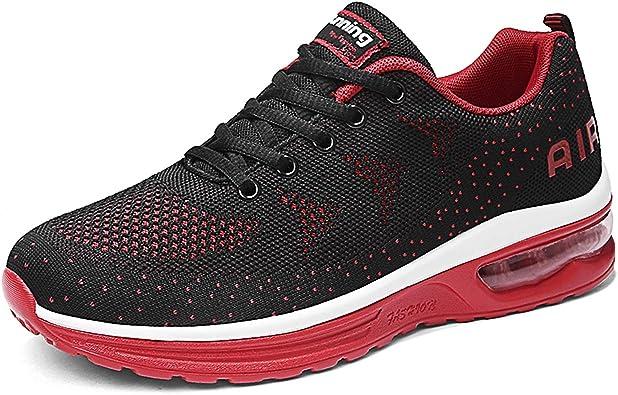 Zapatillas de Deportes Hombre Mujer Zapatos Deportivos Aire Libre ...