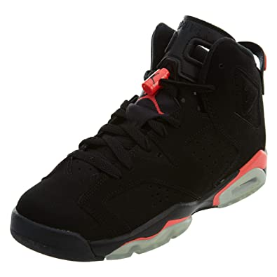 check out bd15d 26a29 Nike Air Jordan 6 Retro BG, Sport Shoes for Children Multicolour Size 3 UK