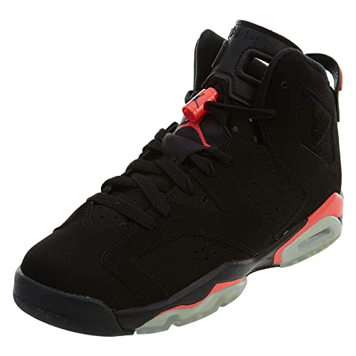 half off 47c83 08083 Nike Air Jordan 6 Retro BG, Sport Shoes for Children Multicolour Size  3 UK