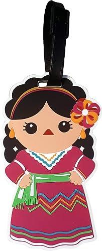 74e179cff By Mexico Identificador de Maletas Modelo Traje típico de Jalisco ...