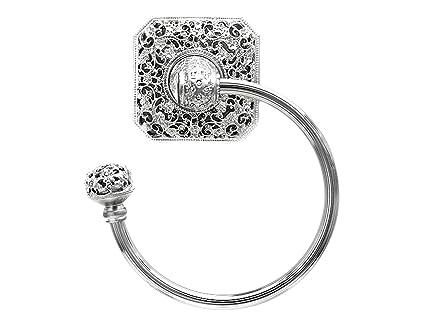 96abbdf150e6 Carpe Diem Hardware 4058-24CAB Juliane Grace Towel Ring Left Made ...