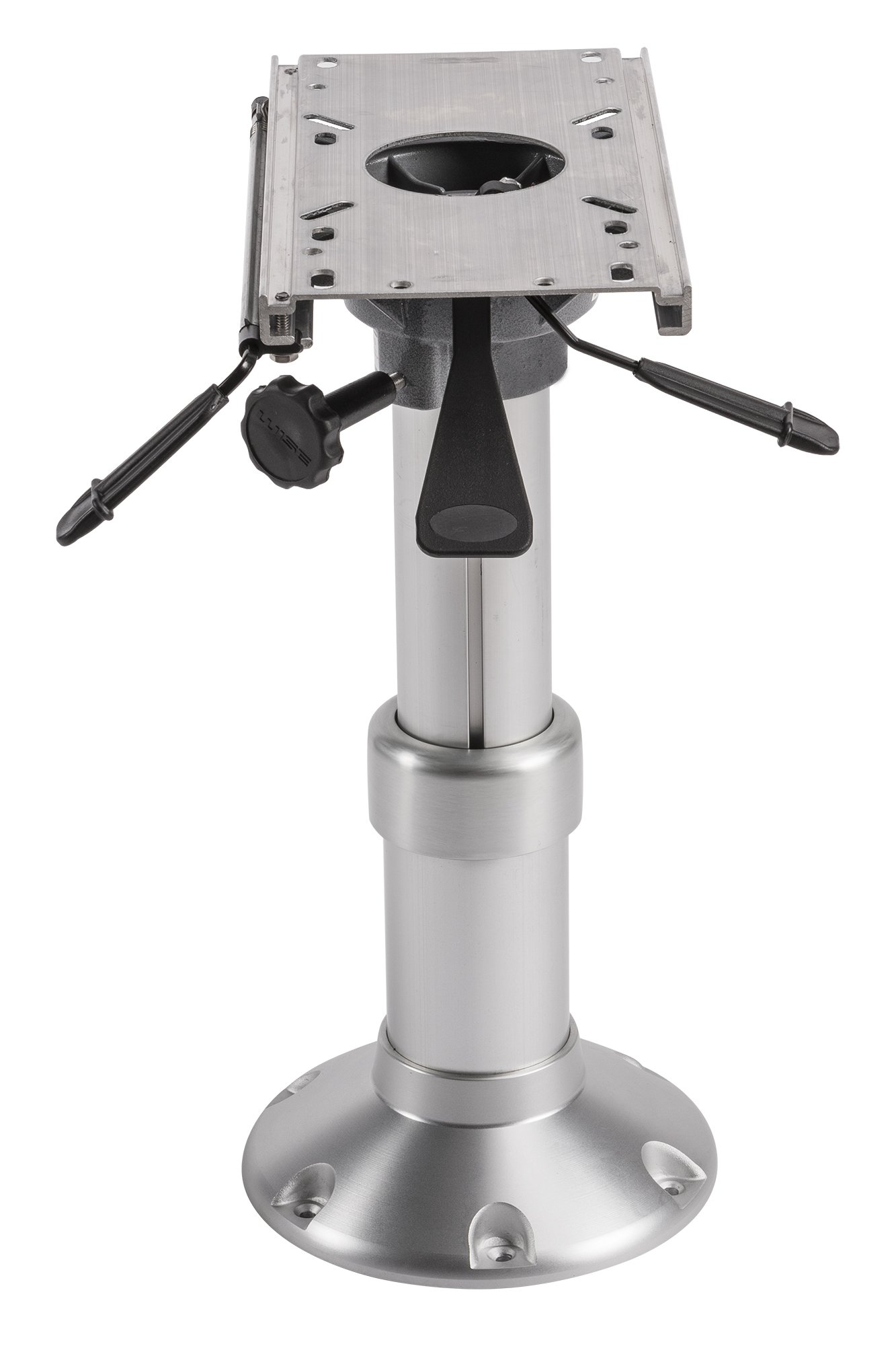 Wise 8WP145 Heavy Duty Mainstay Air Power Pedestal with Locking Swivel and Slide by Wise