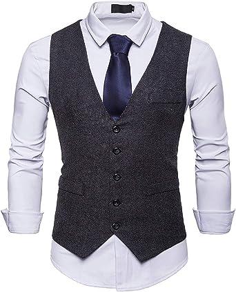 Mens Velvet Waistcoat Gilet Vest Smart Casual Tailored Fit Prom Party Wedding