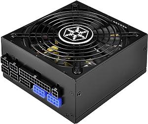 SilverStone Technology 800W SFX-L, 80 Plus Titanium 100% Modular Power Supply with Japanese Capacitors SX800-LTI-USA, SST-SX800-LTI-USA