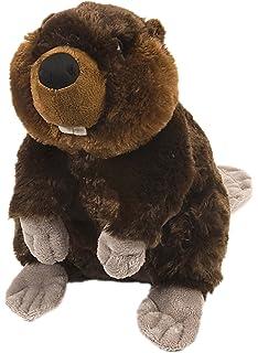 e80fb6040ff Wild Republic Beaver Plush Soft Toy
