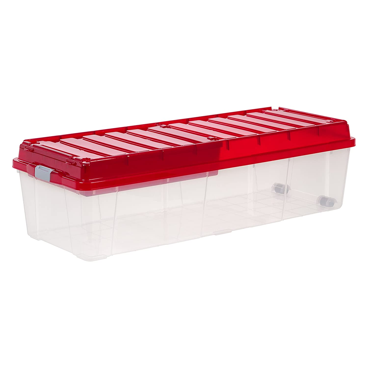 Amazon.com: IRIS Tree Storage Box, Red: Home & Kitchen