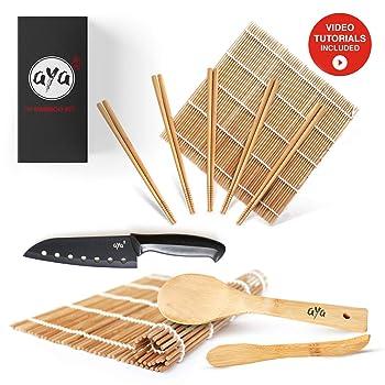 Aya Bamboo Sushi Making Kit