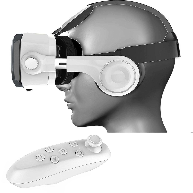 Dmg Bobovr Z4 3d Vr Virtual Reality Headset Glasses Box Plus Remote Bluetooth Electronics