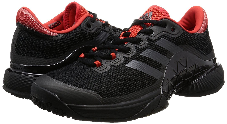 adidas(アディダス) オムニ/クレーコート用 テニスシューズ 27.0cm 国内正規品 バリケード Barricade Barricade 2017 バリケード OC 国内正規品 BA9098 コアブラック/ナイトメット B07D6FSTJJ, Groovies:2db57b95 --- cgt-tbc.fr