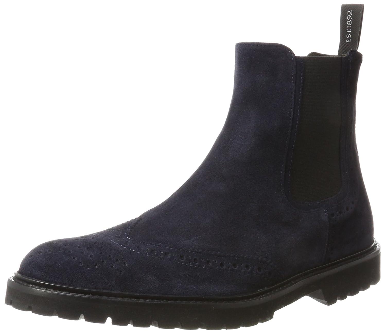 Florsheim Herren Freeman Chelsea Boots Blau (Navy)