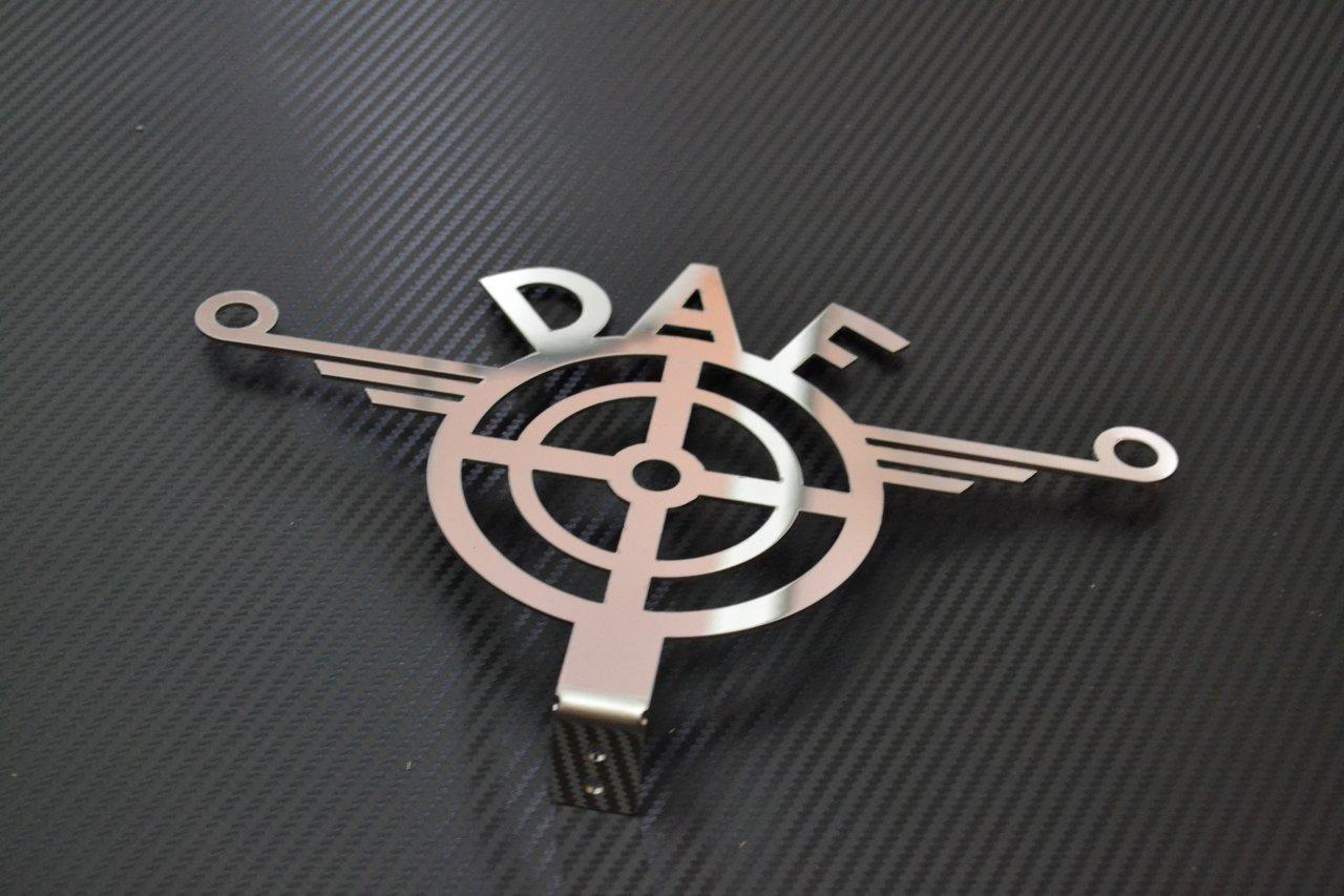 Edelstahl Armaturenbrett Lollipop f/ür alle DAF XF//CF LKW hochglanzpoliert Dekoration