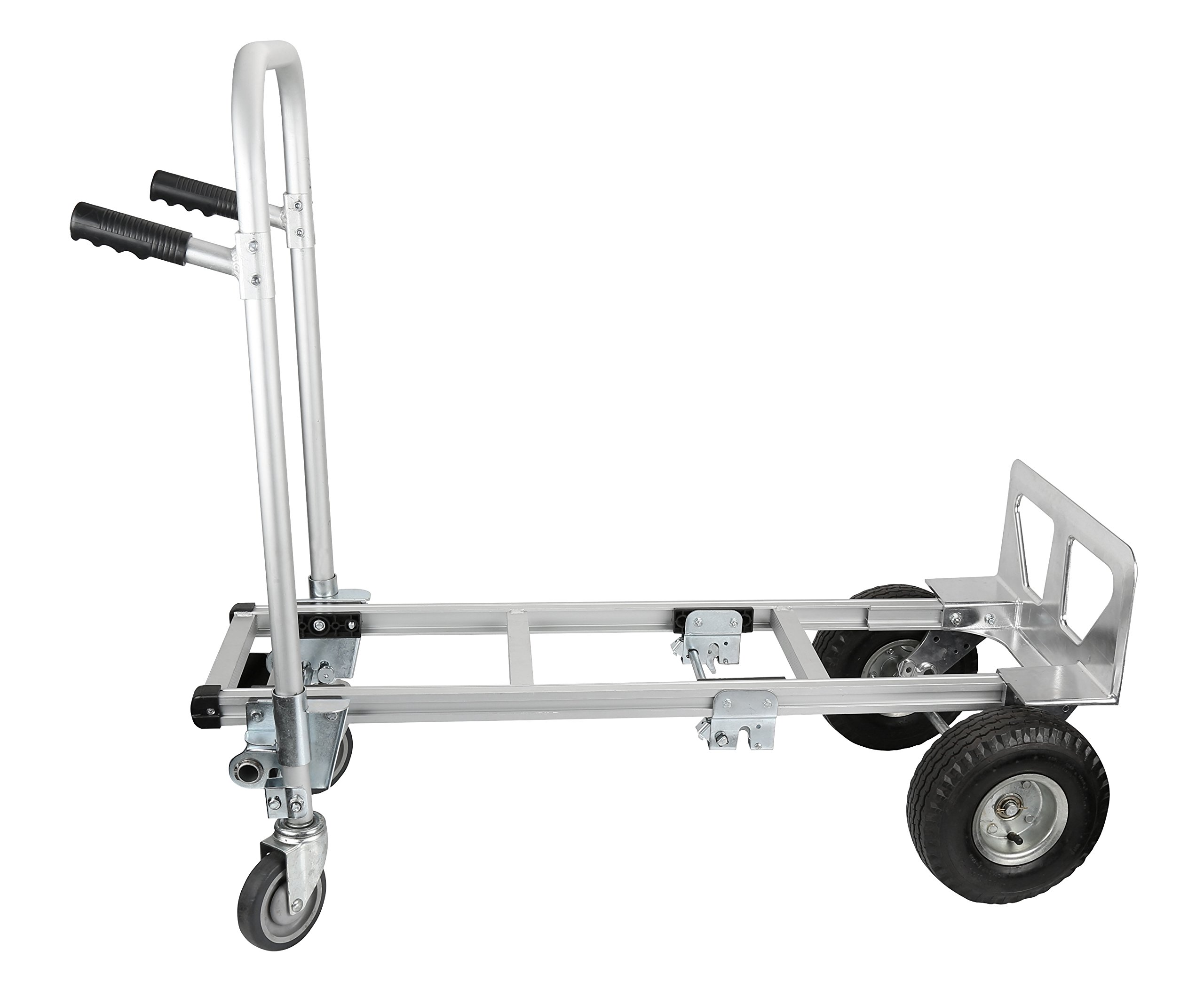 Pack-N-Roll 83-295-917 Convertible Aluminum Hand Truck Dolly