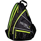 Franklin Sports Pickleball Bag - Men's and Women's Pickleball Backpack - Adjustable Sling Bag - Official Bag of U.S Open…