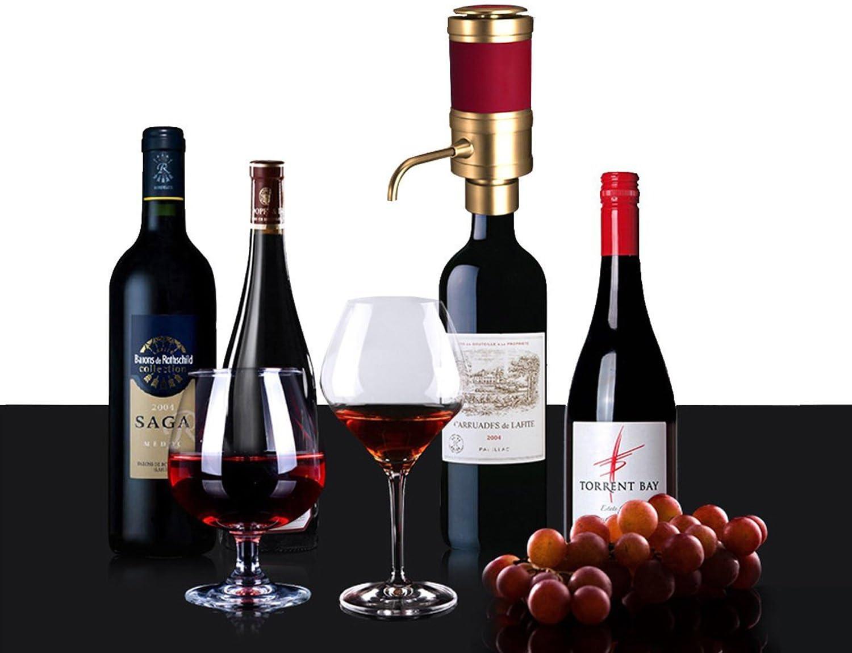 Aireador de vino/dispensador, Eléctrico purificador de cartucho de ...