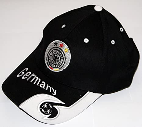 08034d73205 Amazon.com   World Cup Soccer Team GERMANY ADULT Home SOCCER CAP ...