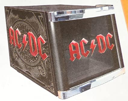 Husky Cool Cube Kühlschrank ACDC , AC / DC , AC/DC Design ...