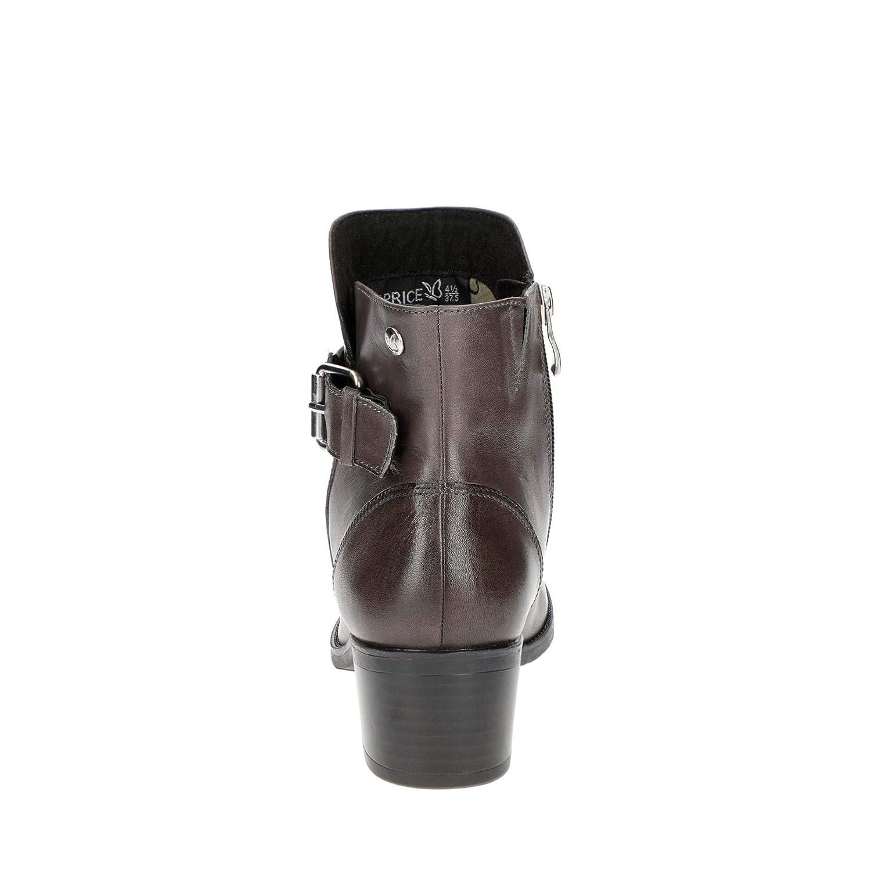 CAPRICE 25419-21 Valentina Damen Klassische Klassische Klassische Stiefelette aus Glattleder Weite G 5a321f