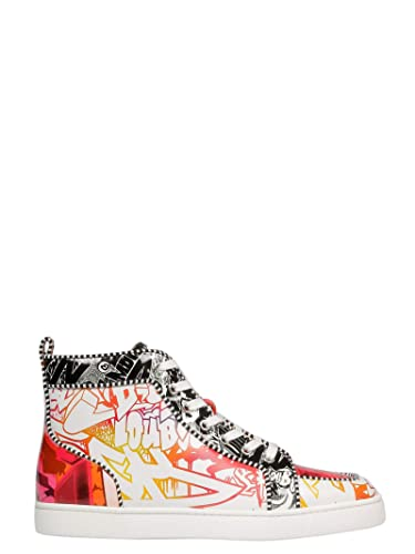 b2aabb86a3a73 Amazon.com | Christian Louboutin Men's 1190262CMA3 Multicolor ...