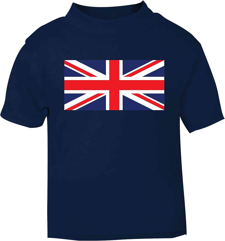 Flox Creative Baby T-Shirt Union Jack Flagge