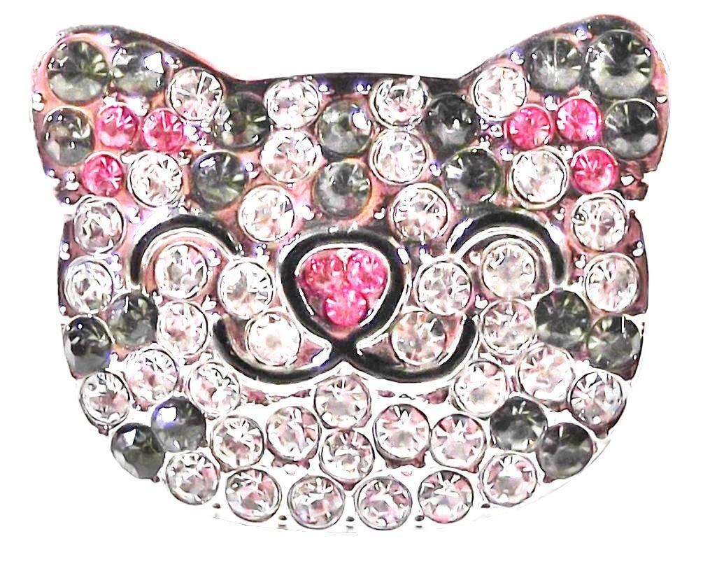 Ripple Junction Unisexe Théorie du Big Bang Soft Kitty cristal bague ajustable BTWR2686