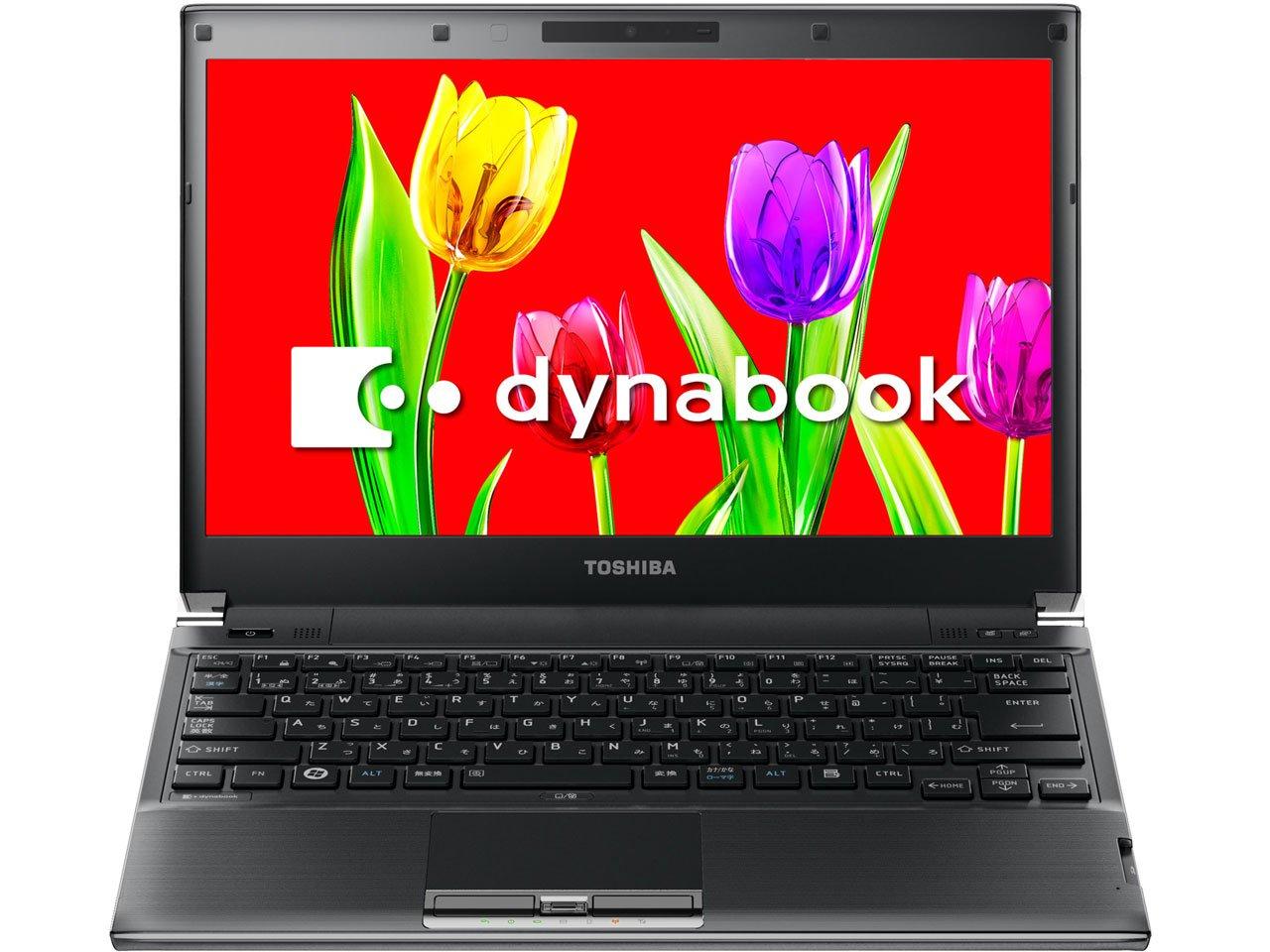 東芝 ノートパソコン dynabook R731/37EB(Office H&B搭載) PR73137ERFB   B0070TXEO8