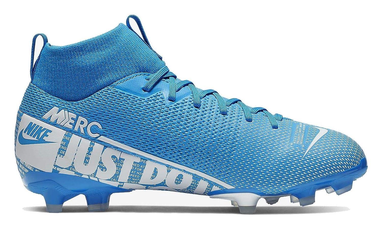 cheap for discount b45ea 25ac0 Amazon.com | Nike Jr. Mercurial Superfly 7 Academy MG Kids ...