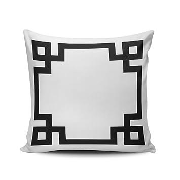 Amazon.com: SALLEING - Funda de almohada para decoración del ...