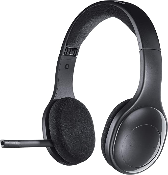 Amazon.com: Logitech H800 Bluetooth Wireless Headset with Mic for PC, Tablets and Smartphones - Black: Electronics