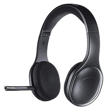 Logitech H800 - Auriculares con micrófono diadema Bluetooth, color negro: Amazon.es: Informática