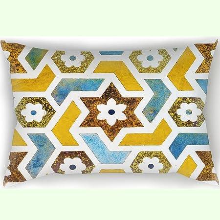 KKFAHHOBK MOROCCAN BLISS DECOR BUYART Home Decor Pillowcase