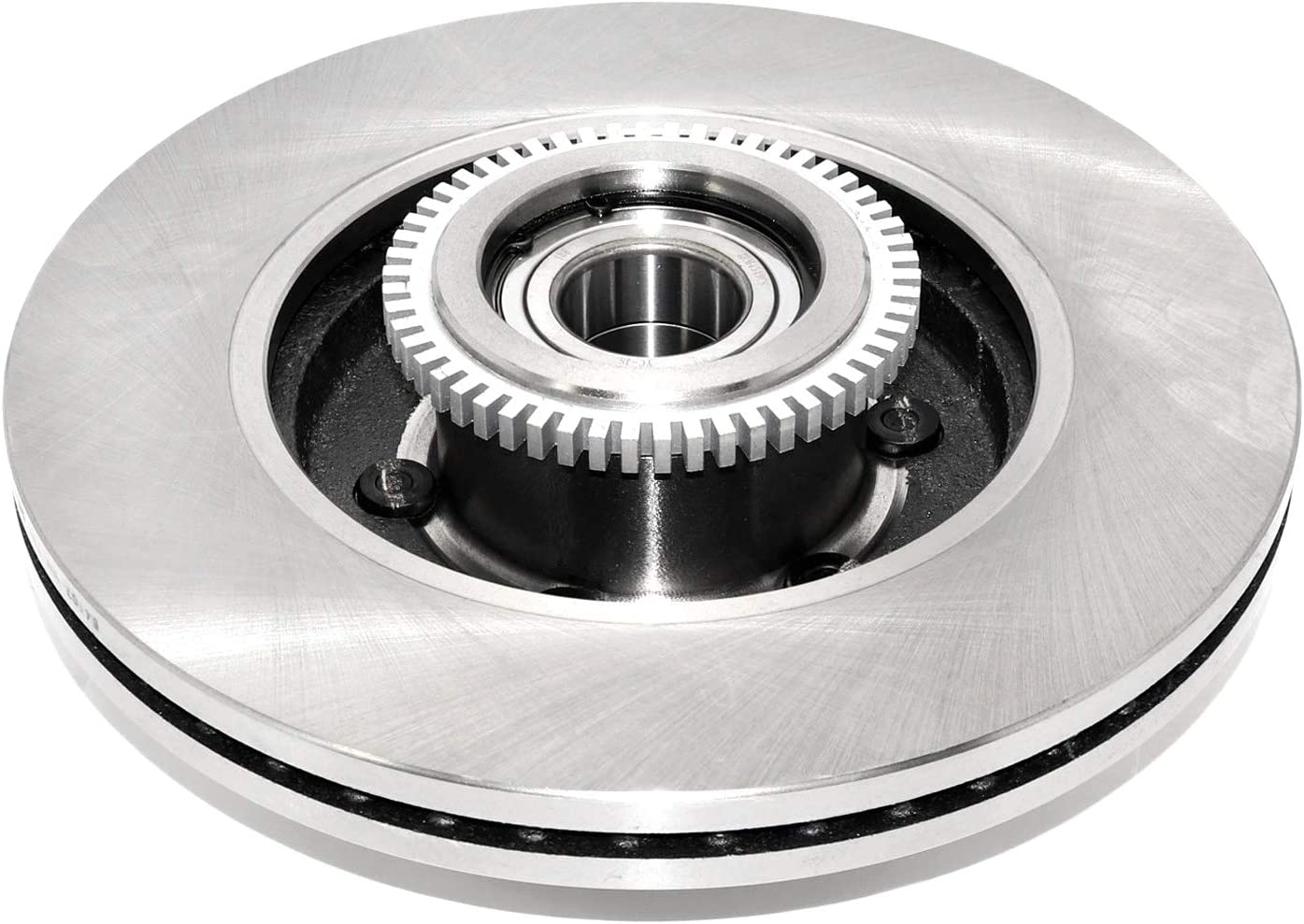 Disc Brake Rotor and Hub Assembly Front Pronto BR54013