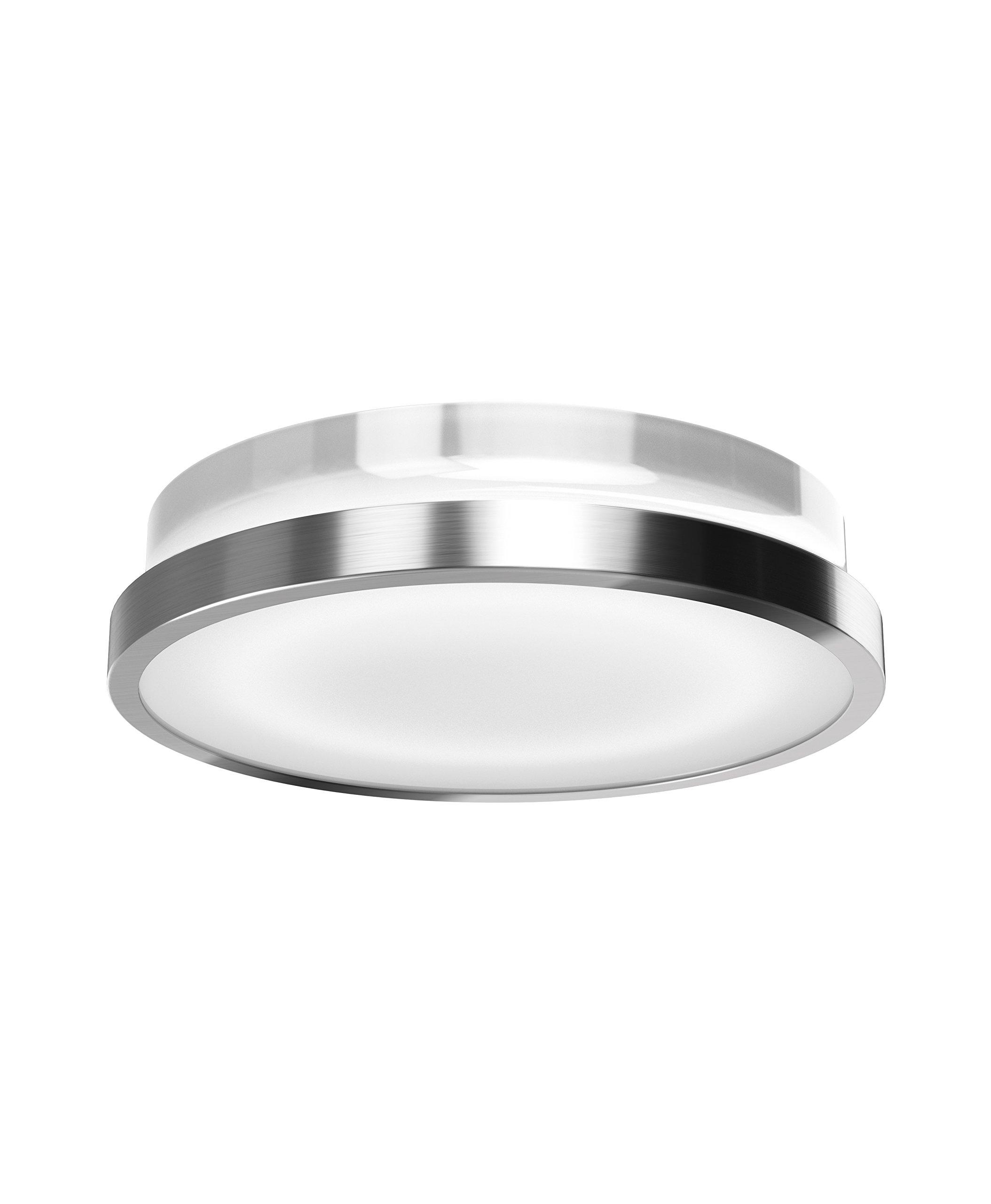 osram noxlite circular led outdoor light with motion sensor and twilight sens ebay. Black Bedroom Furniture Sets. Home Design Ideas