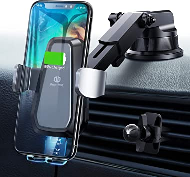 Für Samsung Galaxy Note 10 Plus weisse Saugnapf Auto Halterung RICHTER Halter