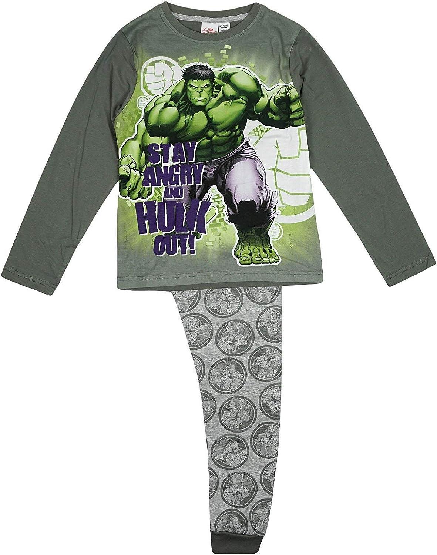 FREE SHIPPING! LICENSED NEW Marvel Incredible HULK Men/'s Pajama Set