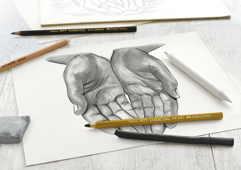 Faber-Castell Creative Studio Charcoal Sketch Set